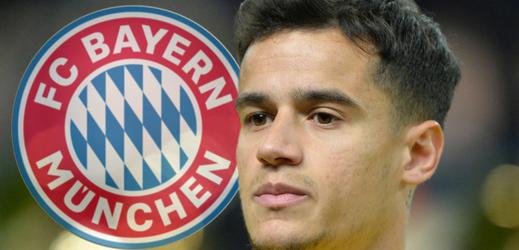Philippe Coutinho míří na hostování do Bayernu.