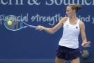 Česká tenistka Karolína Plíšková nakonec do semifinále neproklouzla.