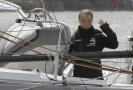 Tým Grety Thunbergové musí použít i letadlo, aby její jachtu dostal zpátky do Evropy.