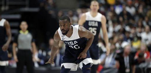 Americký basketbalista Kemba Walker.