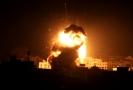 Boje mezi Izraelí a Palestinou pokračují.
