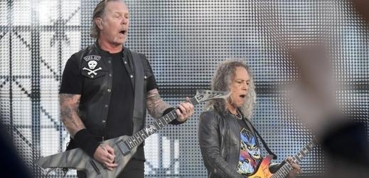 Hudební skupina Metallica.