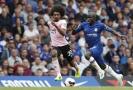 Fotbalisté Chelsea remizovali ve 2. kole anglické ligy doma s Leicesterem.