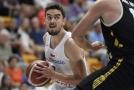 Čeští basketbalisté porazili v Hamburku Maďarsko, pomohl k tomu Tomáš Satoranský (na ilustračním snímku).