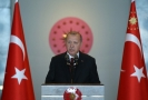 Turecký prezident Recep Tayyip Erdoğan.