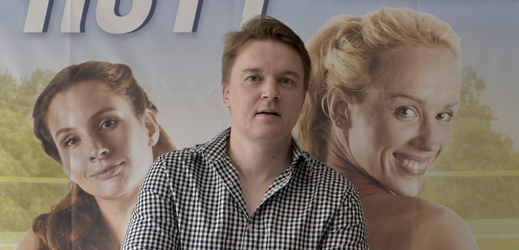 Režisér Petr Kolečko.