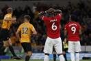 Paul Pogba jen pár sekund poté, co nedal proti Wolves penaltu.