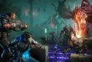 Letošní pokračování Gears of War v nových upoutávkách ukazuje příběh a režim Horde