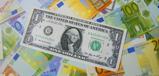 Americký dolar.