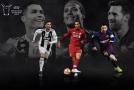 Kdo se stane nejlepším fotbalistou Evropy pro sezonu 2018/19?