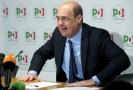 Lídr italské Demokratické strany (PD) Nicola Zingaretti.
