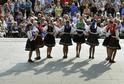 Minulý ročník folklorního festivalu.