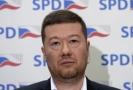 Tomio Okamura, předseda hnutí SPD.