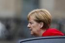 Německá kancléřka A. Merkelová.