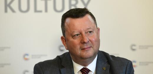 Exministr Antonín Staněk (ČSSD).