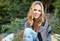 Usměvavá Lucie Vondráčková.