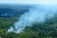 Hořící Amazonie může spustit apokalyptický proces