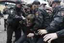 Demonstrace v Rusku.