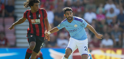 Manchester City narazil na Bournemouth.