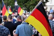 V Chemnitzu bylo rušno. Lidé si připomněli rok starou vraždu
