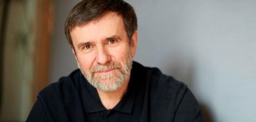 Spisovatel Vlastimil Vondruška.