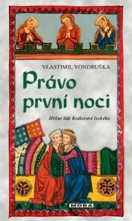 Obal knihy Právo první noci.