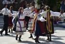 Folklorní soubor z Ukrajiny.
