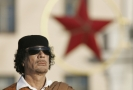 Muammar Kaddáfí.