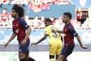 Fotbalisté Barcelony ve třetím kole španělské ligy znovu ztratili body, poté co na hřišti Osasuny Pamplona pouze remizovali.