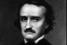 Spisovatel Edgar Allan Poe.