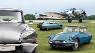 Citroën slaví 100 let v pražských Letňanech.
