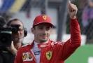 Leclerc ukončil dlouhé čekání Ferrari na domácí triumf.