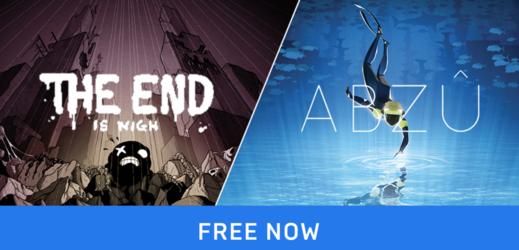 Obchod Epic Games Store nabízí zdarma další dvě povedené hry
