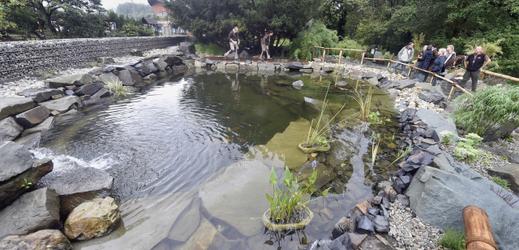 Ostravská zoologická zahrada otevřela novou expozici Zahradní umění Dálného východu, kterou návštěvníci najdou nedaleko vstupu do zahrady.