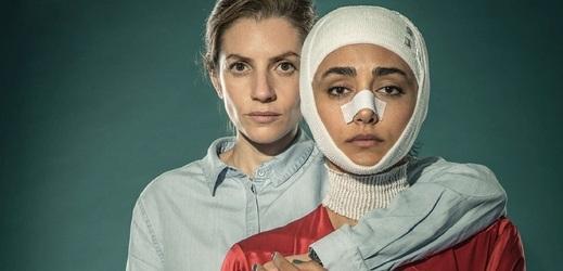 Snímek z filmu Úkryt.