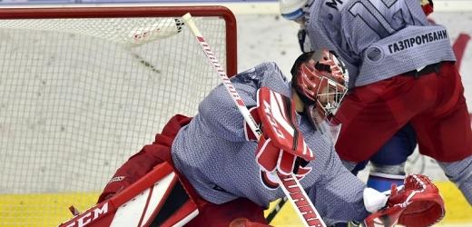 Brankář Jakub Kovář vychytal Jekatěrinburgu výhru i ve čtvrtém utkání sezony Kontinentální hokejové ligy.