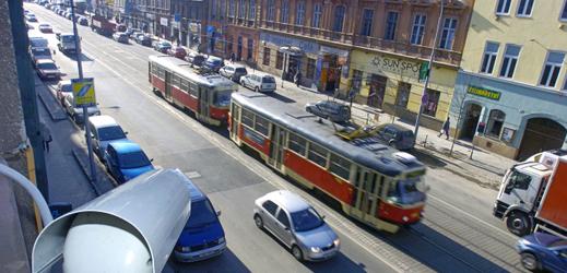 Gajdošova ulice v Brně.