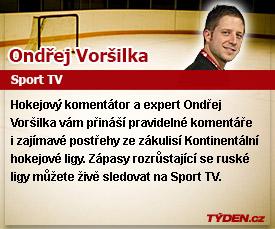 Ondřej Voršilka.