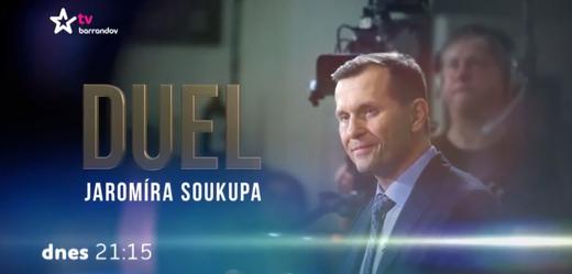 Duel Jaromíra Soukupa s ministryní Janou Maláčovou.