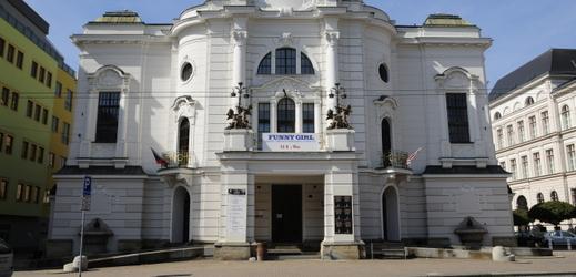 Severočeské divadlo opery a baletu v Ústí nad Labem.