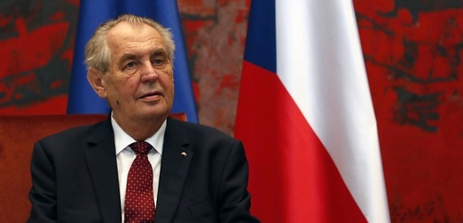 Kosovu se nelíbí ostrá slova Miloše Zemana.
