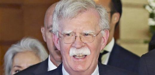 John Bolton.