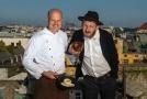 Paulus a další šéfkuchaři budou vařit na Střeše Lucerny.
