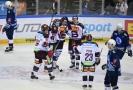 Hráči Sparty se radují z gólu. Zleva Adam Polášek, Lukáš Rousek, autor branky Jan Košťálek, Robert Říčka a Lukáš Pech.