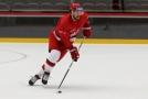 omáš Kundrátek v Třinci na prvním tréninku hokejistů Třince.