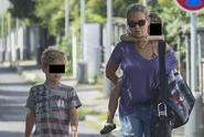Paparazzi: Lucie Vondráčková je máma na plný úvazek