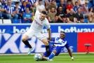 Fotbalisté Sevilly s reprezentačním gólmanem Tomášem Vaclíkem ve 4. kole španělské ligy zvítězili na hřišti Alavésu 1:0 a bez porážky vedou tabulku o bod před Atléticem Madrid.