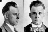 Postrah bankéřů: Dillinger měl na svědomí deset obětí, prostý lid ho zbožňoval