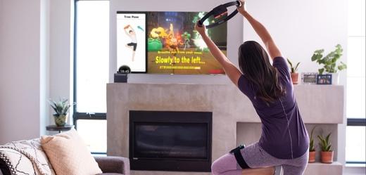 Nová hra na hrdiny pro Nintendo Switch se bude ovládat cvičením