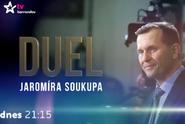 Duel Jaromíra Soukupa s europoslankyní Kateřinou Konečnou